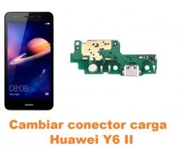 Cambiar conector carga Huawei Y6 II