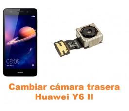 Cambiar cámara trasera Huawei Y6 II