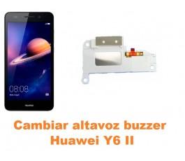 Cambiar altavoz buzzer Huawei Y6 II