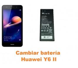 Cambiar batería Huawei Y6 II