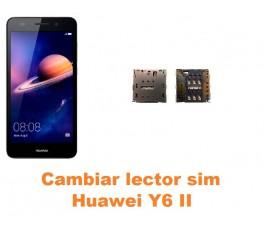 Cambiar lector sim Huawei Y6 II