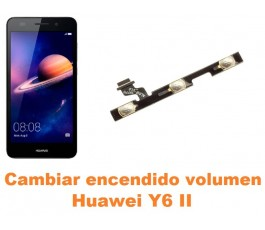 Cambiar encendido y volumen Huawei Y6 II