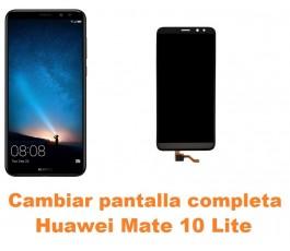 Cambiar pantalla completa Huawei Mate 10 Lite
