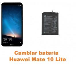 Cambiar batería Huawei Mate 10 Lite