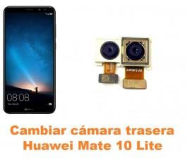 Cambiar cámara trasera Huawei Mate 10 Lite