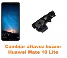Cambiar altavoz buzzer Huawei Mate 10 Lite