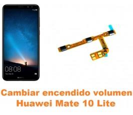 Cambiar encendido y volumen Huawei Mate 10 Lite