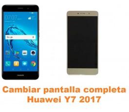 Cambiar pantalla completa Huawei Y7 2017