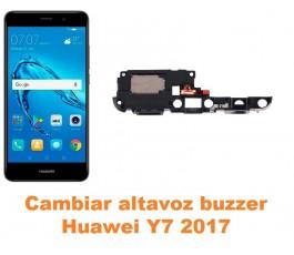 Cambiar altavoz buzzer Huawei Y7 2017