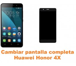 Cambiar pantalla completa Huawei Honor 4X