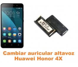 Cambiar auricular altavoz Huawei Honor 4X