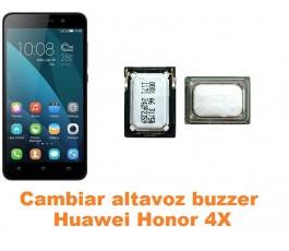 Cambiar altavoz buzzer Huawei Honor 4X