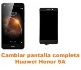 Cambiar pantalla completa Huawei Honor 5A