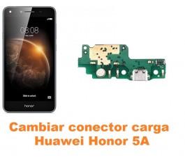 Cambiar conector carga Huawei Honor 5A