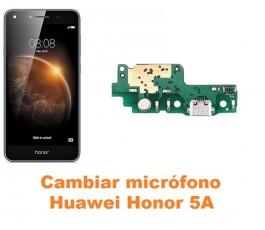 Cambiar micrófono Huawei Honor 5A
