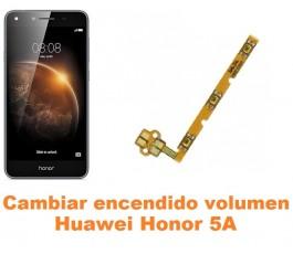 Cambiar encendido y volumen Huawei Honor 5A