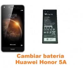 Cambiar batería Huawei Honor 5A