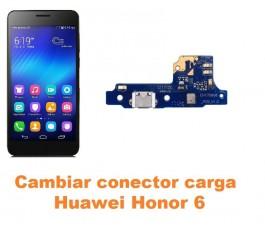 Cambiar conector carga Huawei Honor 6