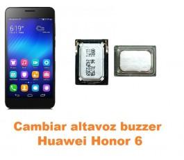Cambiar altavoz buzzer Huawei Honor 6