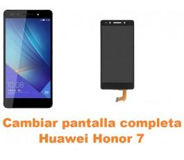Cambiar pantalla completa Huawei Honor 7