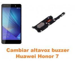 Cambiar altavoz buzzer Huawei Honor 7