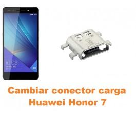 Cambiar conector carga Huawei Honor 7