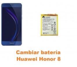 Cambiar batería Huawei Honor 8
