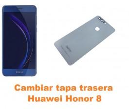 Cambiar tapa trasera Huawei Honor 8
