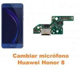 Cambiar micrófono Huawei Honor 8