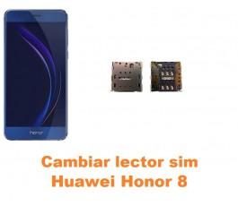 Cambiar lector sim Huawei Honor 8