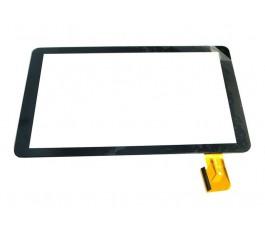 Pantalla táctil con marco para Storex eZee Tab 10O10-S negro original