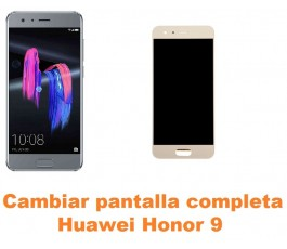 Cambiar pantalla completa Huawei Honor 9