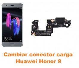 Cambiar conector carga Huawei Honor 9