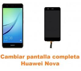 Cambiar pantalla completa Huawei Nova