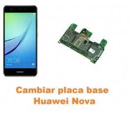 Cambiar placa base Huawei Nova