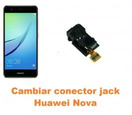 Cambiar conector jack Huawei Nova
