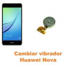Cambiar vibrador Huawei Nova