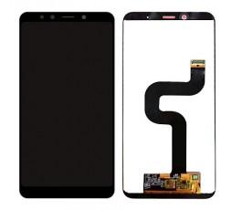 Pantalla completa táctil y lcd para Xiaomi Mi A2 Mi 6X Mi6X negra