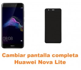 Cambiar pantalla completa Huawei Nova Lite