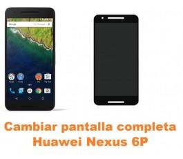 Cambiar pantalla completa Huawei Nexus 6P