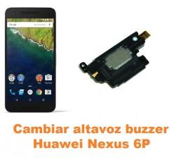 Cambiar altavoz buzzer Huawei Nexus 6P