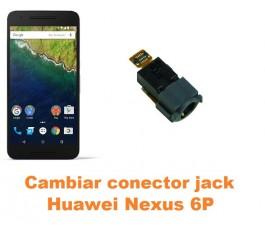 Cambiar conector jack Huawei Nexus 6P