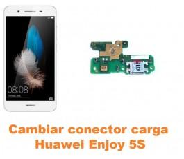 Cambiar conector carga Huawei Enjoy 5S