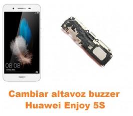 Cambiar altavoz buzzer Huawei Enjoy 5S