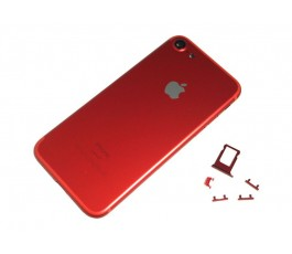 Carcasa para iPhone 7 rojo