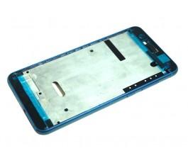 Marco pantalla para Huawei P10 Lite azul