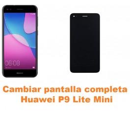 Cambiar pantalla completa Huawei P9 Lite Mini