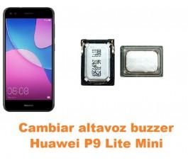Cambiar altavoz buzzer Huawei P9 Lite Mini