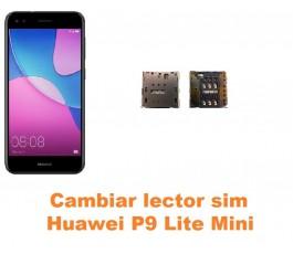 Cambiar lector sim Huawei P9 Lite Mini