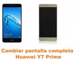 Cambiar pantalla completa Huawei Y7 Prime